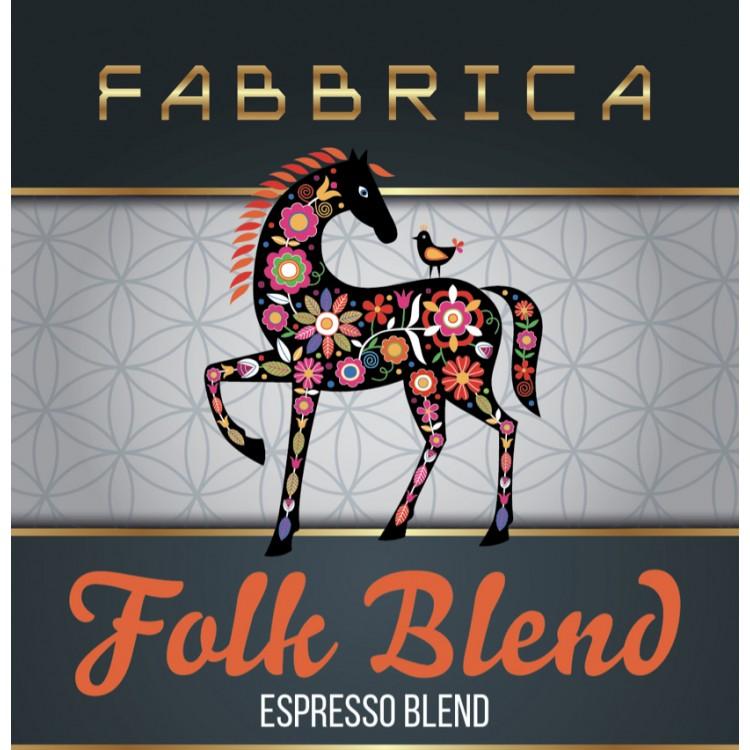 Folk Blend - espresso blend
