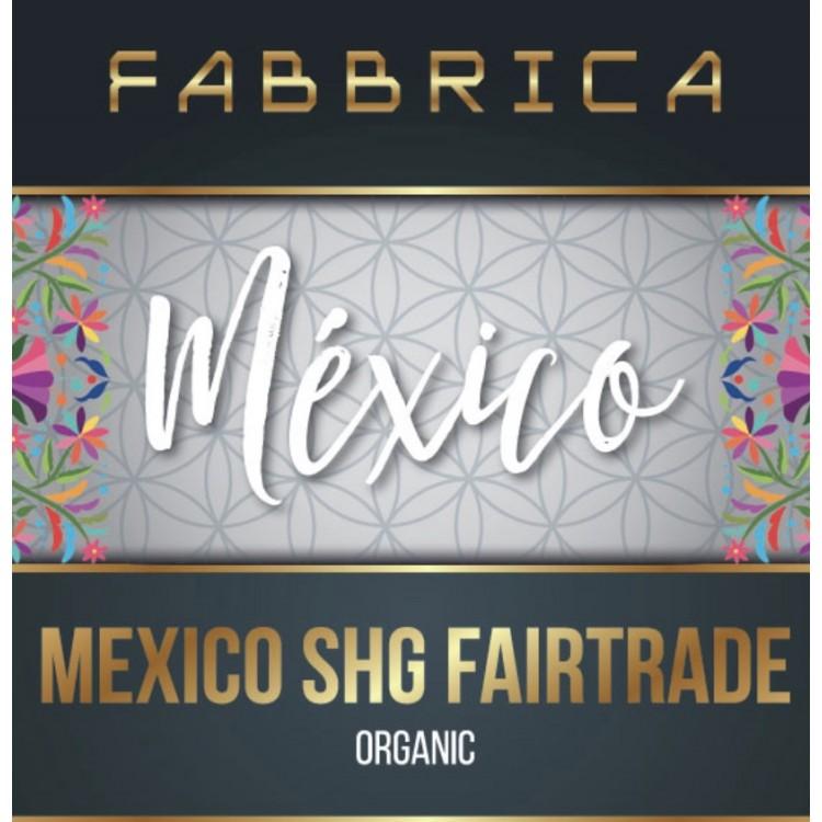 MEXICO SHG FAIRTRADE-ORGANIC